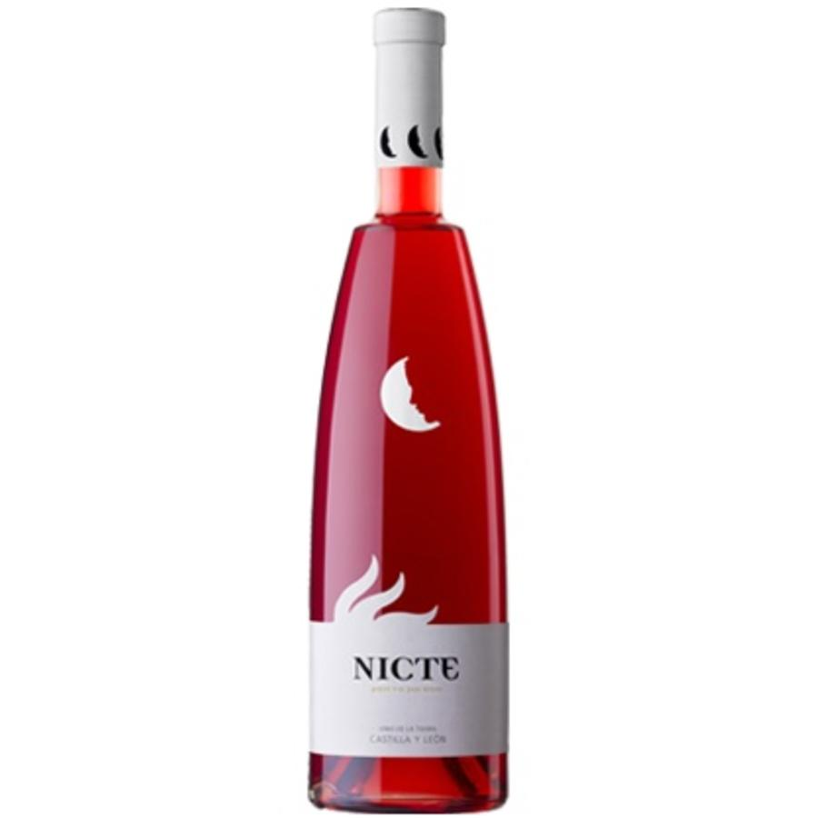 Avelino Vegas Nicte, 2017, Prieto Picudo, Castillo y Léon, Spanje, Rosé Wijn