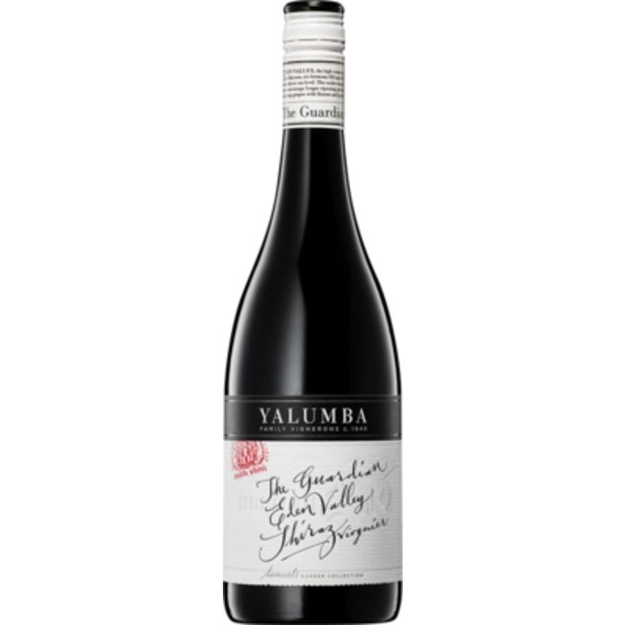 Yalumba Eden Valley, Shiraz Viognier, 2013, Barossa Valley, South Australia, Australië, Rode Wijn, 2009