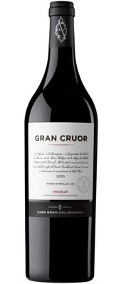 Gran Cruor, Spanje, Rode Wijn