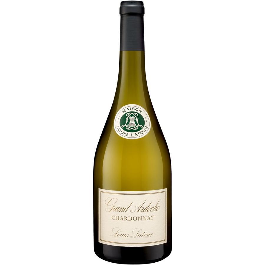 Maison Louis Latour Grand Ardèche, 2018, Chardonnay, Coteaux de l'Ardèche, Vin de Pays, Frankrijk, Witte Wijn