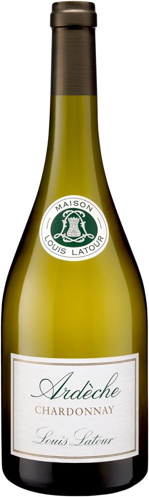 Maison Louis Latour wijnen Chardonnay d'Ardèche, Witte Wijn