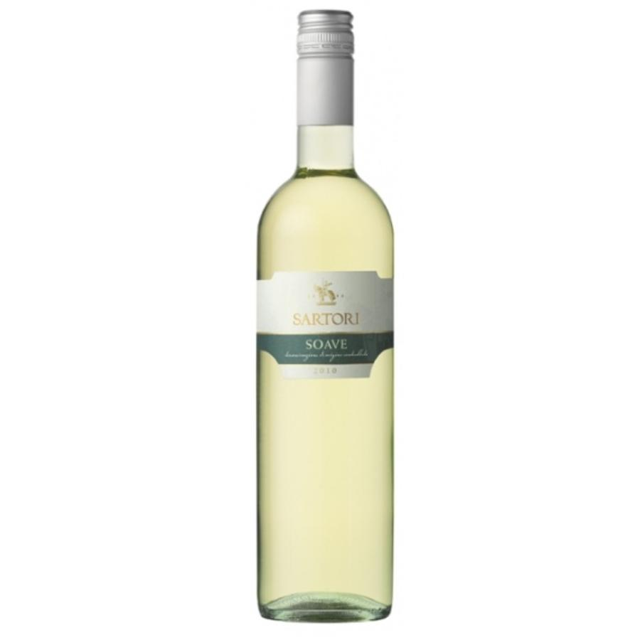Sartori Soave DOP, 2019, Garganega Terbbiano, Veneto, Italië, Witte Wijn