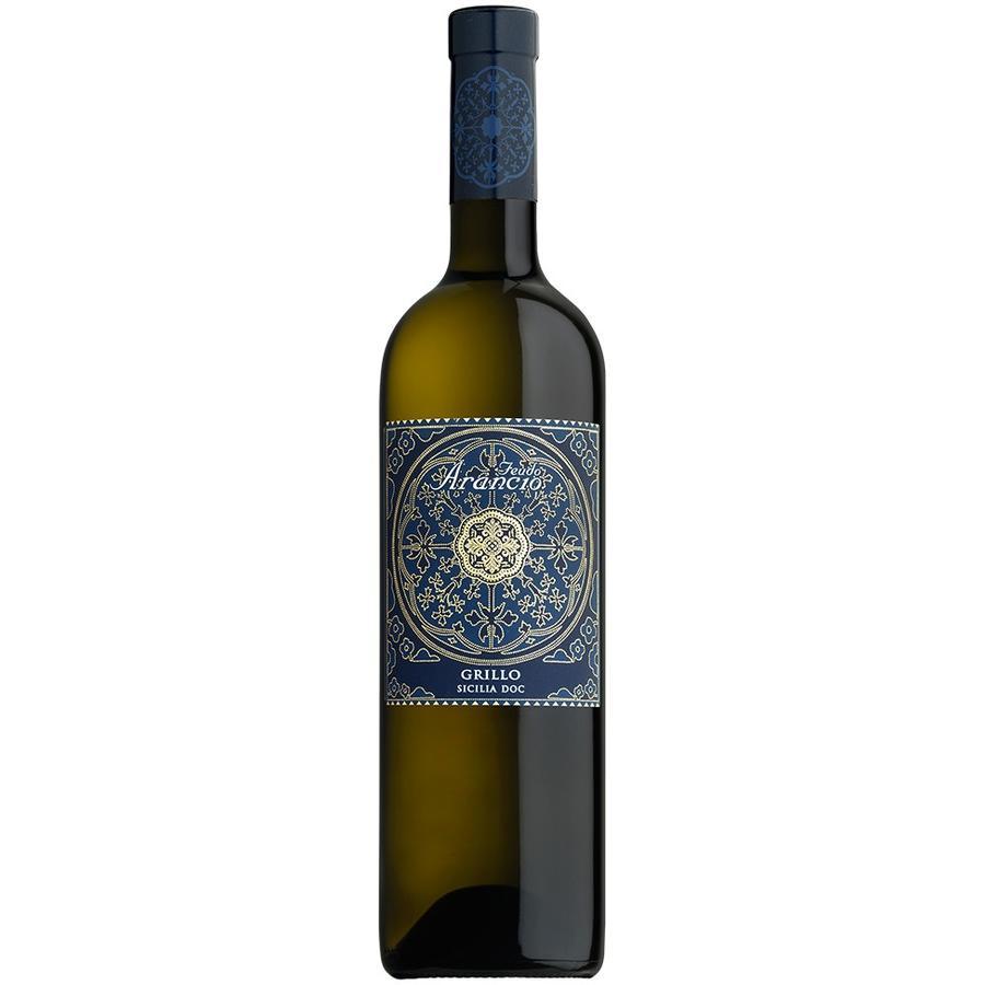 Feudi Arancio, Grillo, Sicilië, Italië, Witte Wijn,2019