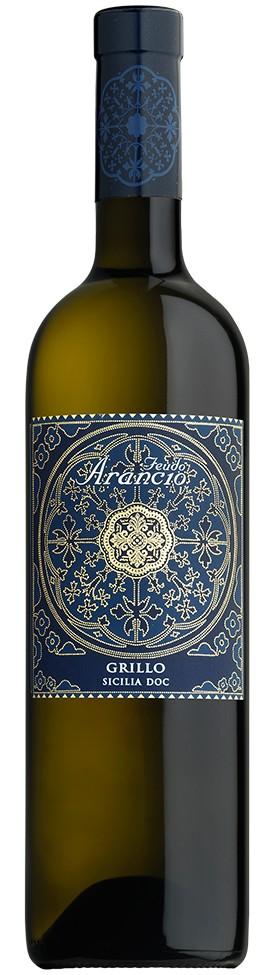 Feudo Arancio Grillo, Italië, Witte Wijn, 2019