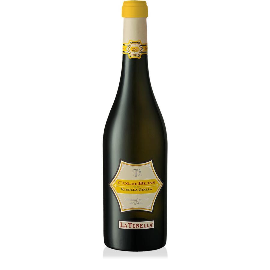 La Tunella Col de Bliss, Ribolla Gialla, Friuli Colli Orientali, Italië, Witte Wijn