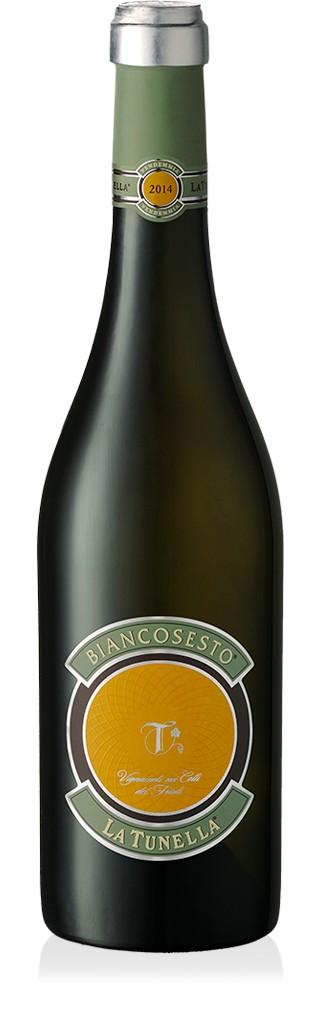 La Tunella Biancosesto 2018, Friuli, Italië, Witte Wijn