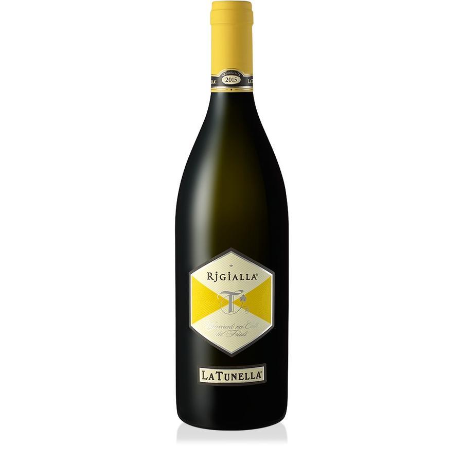 La Tunella RJGialla, 2019, Ribolla Gialla, Friuli Colli Orientali, Italië, Witte Wijn