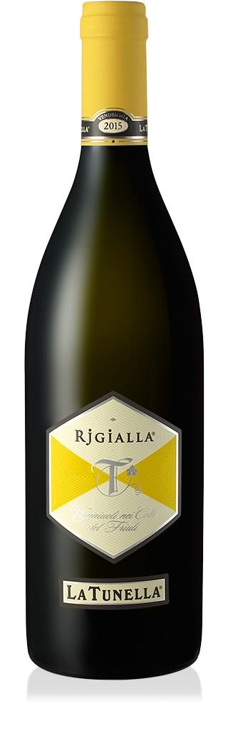 La Tunella RJGialla Friuli, 2019, Italië, Witte Wijn