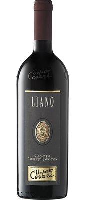 Liano Rubicone, 2016 Italië, Rode Wijn