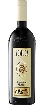 Yemula Rubicone, 2015, Italië, Rode Wijn