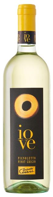 Umberto Cesari Iove Rubicone 2019, Italië, Witte Wijn