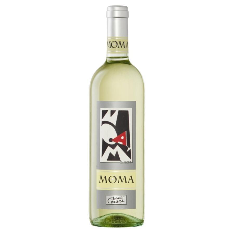 Umberto Cesari Moma Rubicone 2019, Blend, Romagna, Emilia, Italië, Witte Wijn