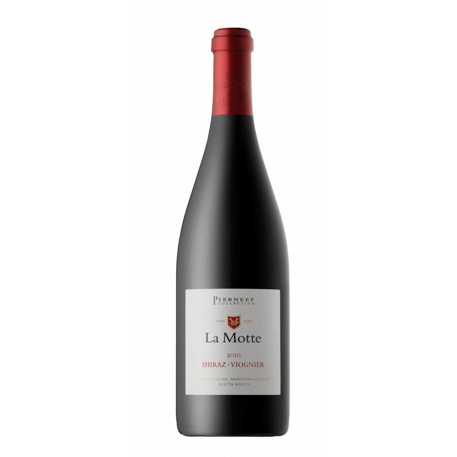 La Motte Pierneef, Shiraz Viognier, 2016, Franschhoek, Zuid-Afrika, Rode Wijn