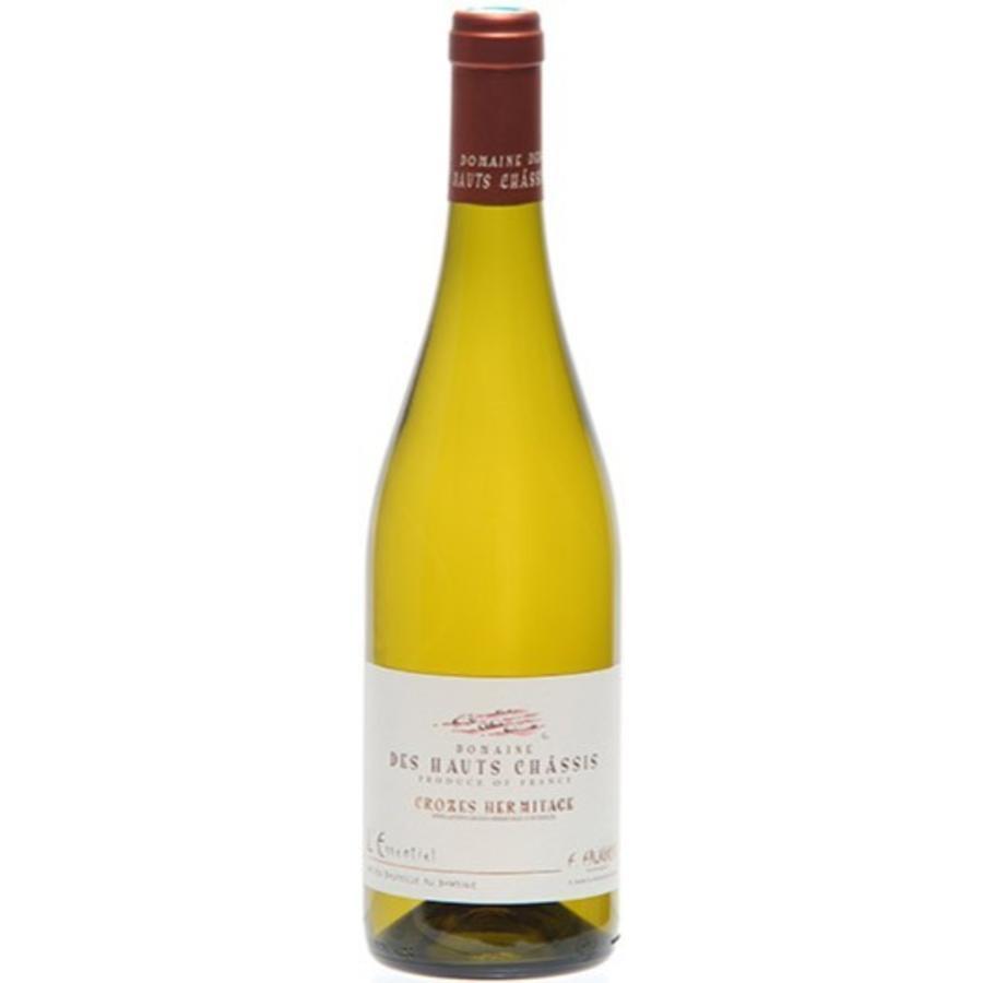 Domaine des Hauts Châssis L'Essentiel, Rousanne Marsanne, Côtes du Rhône, Frankrijk, Witte Wijn