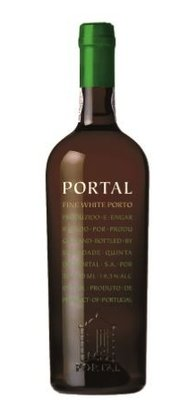 Quinta Do Portugal Portal Fine White Port, Gouveio Malvasia Viosinho, Douro, Portugal, Versterkte Wijn