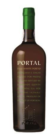 Quinta Do Portal Quinta Do Portugal Portal Fine White Port, Gouveio Malvasia Viosinho, Douro, Portug