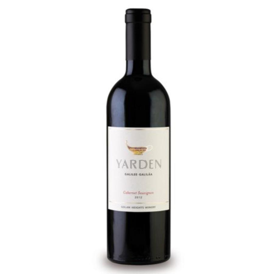 Golan Heights Winery Yarden, 2017, Cabernet Sauvignon, Made in the Golan Heights, Israeli settlements