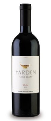 Yarden  Galilee, Merlot, 2016, Made in the Golan Heights, Israeli settlements