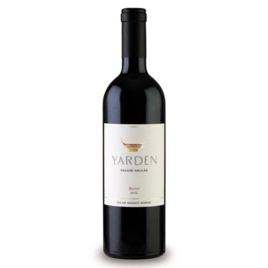 Golan Heights Winery Yarden, 2017, Merlot, Made in the Golan Heights, Israeli settlements