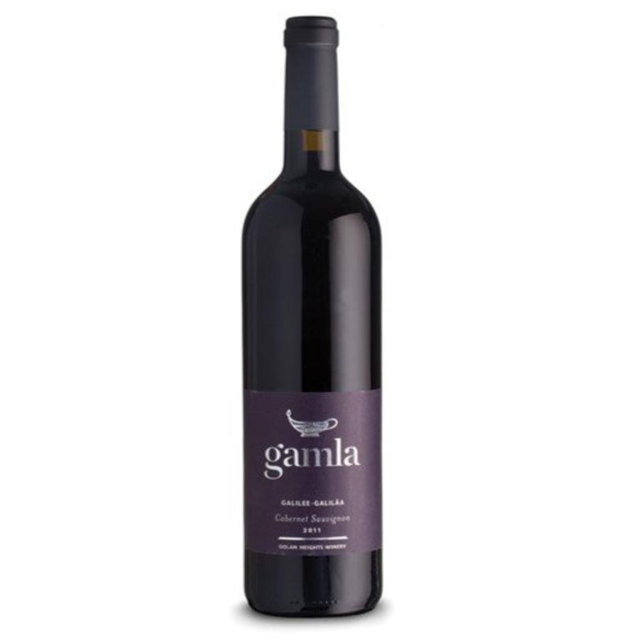 Golan Heights Winery Gamla, Cabernet Sauvignon, 2018, Made in the Golan Heights, Israeli settlements