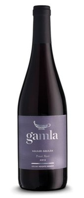 Gamla Pinot Noir, 2019, Made in the Golan Heights, Israeli settlements