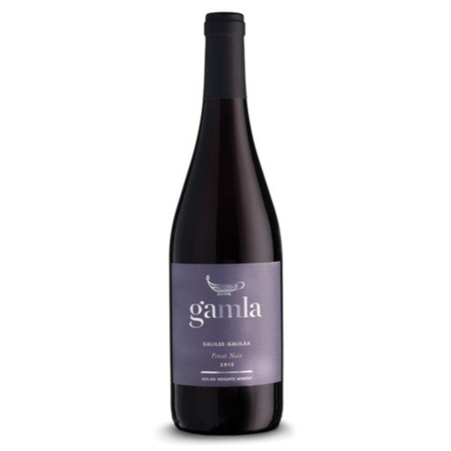 Golan Heights Winery Gamla, Pinot Noir, 2019, Made in the Golan Heights, Israeli settlements