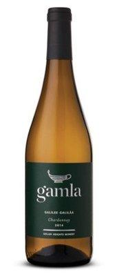 Gamla Chardonnay, 2019, Witte Wijn,  Galilee, Israël