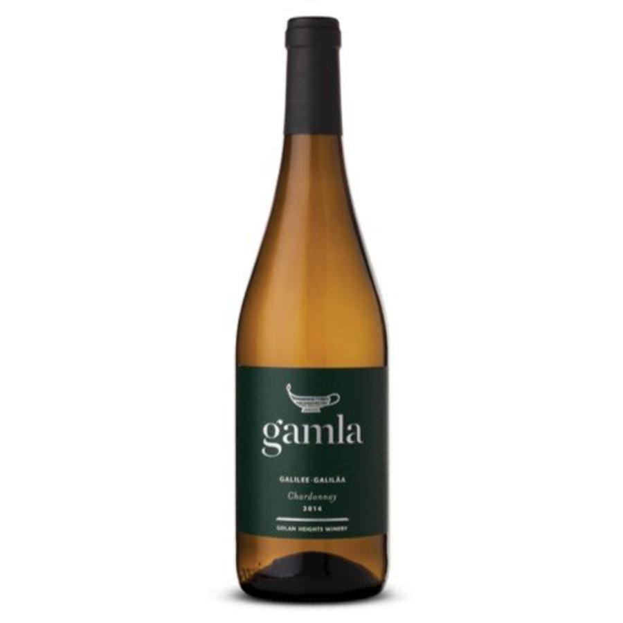 Golan Heights Winery Gamla Chardonnay, 2019, Galilee, Israël, Witte Wijn