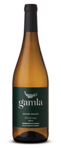Golan Heights Winery Gamla Chardonnay, 2019, Witte Wijn, Galilee, Israël
