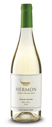 Golan Heights Winery Hermon White, 2018, Israël, Made in the Golan Heights, Israeli settlements