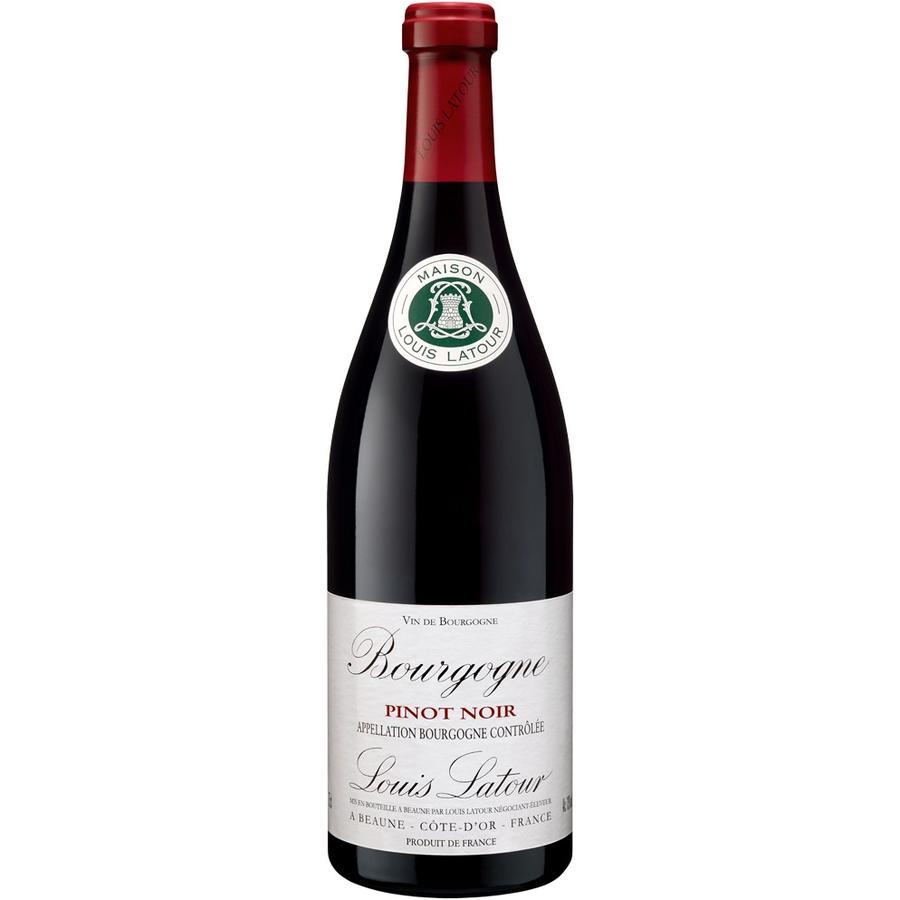 Maison Louis Latour Bourgogne Pinot Noir,, 2017 Frankrijk, Rode Wijn