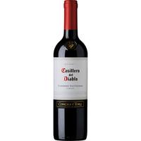 Casillero del Diablo, Cabernet Sauvignon, 2017, Central Valley, Chili, Rode Wijn