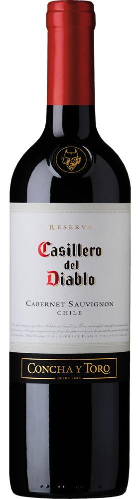 Casillero del Diablo Cabernet Sauvignon, 2018, Central Valley, Chili, Rode Wijn