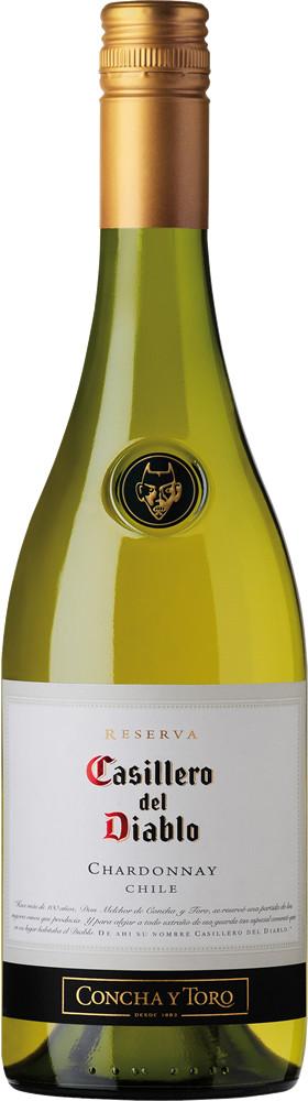 Concha y Toro Casillero del Diablo, Chardonnay, Casablanca Valley, Chili, Witte Wijn