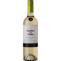 Casillero del Diablo Sauvignon Blanc, 2018, Casablanca Valley, Central Valley, Chili, Witte Wijn