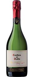Casillero del Diablo Sparkling Brut Chardonnay, Limari Valley, Chili, Mousserende Wijn