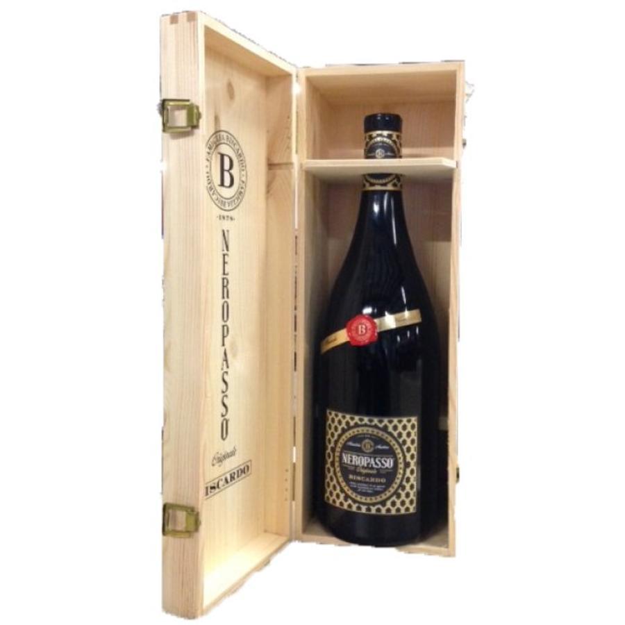 Cantina Mabis, Neropasso, 2015, 3l, Veneto, Italië, Rode Wijn