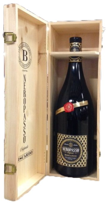 Cantina Mabis Neropasso, 2016, 3L, Veneto, Italië, Rode Wijn