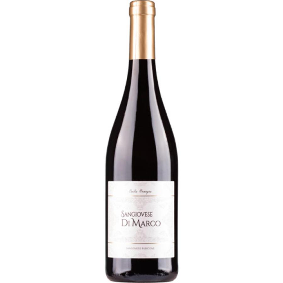 Cantina Mabis, Sangiovese Rubicone Di Marco, 2020, Emiglia Romagna, Italië, Rode Wijn