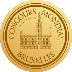 Concours Mondial de Bruxelles Gold