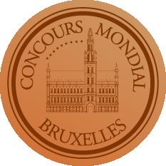 Concours Mondial de Bruxelles Silver