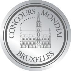 Concours Mondial de Bruxelles Bronze