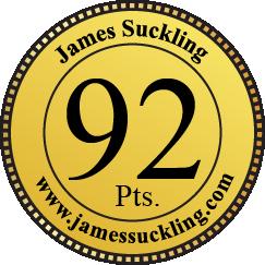 James Suckling 92