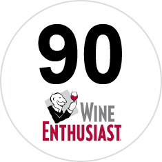 Wine Enthusiast 90