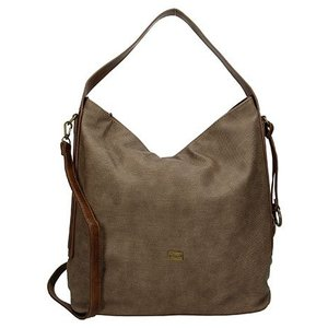 DAVID JONES Schoudertas dark brown