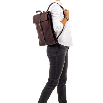 BURKELY Antique Avery Backpack Brown