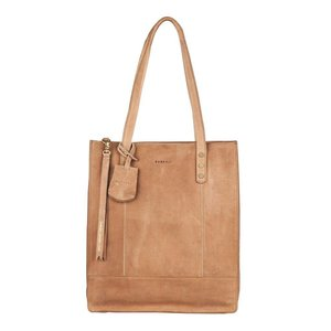 BURKELY Magic Milou Shopper taupe