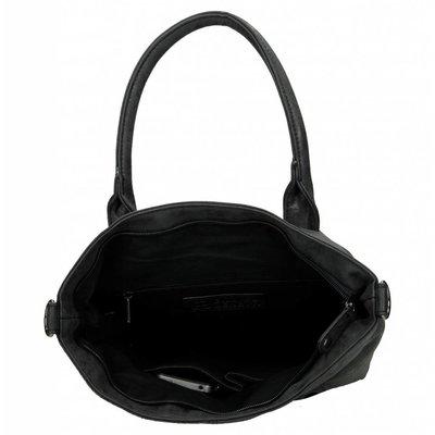 ENRICO BENETTI shopper Nice zwart
