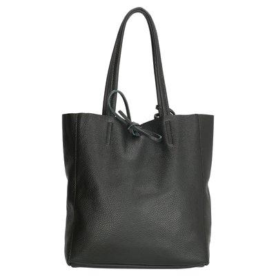 CHARM shopper medium Elisa zwart
