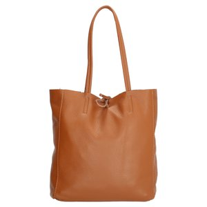 CHARM shopper medium Elisa cognac